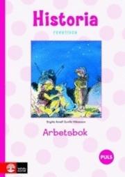 PULS Historia 1-3 Arbetsbok av Birgitta Annell 3b9034fd781e4